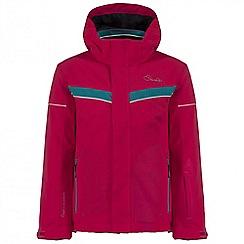 Dare 2B - Kids Pink Mentored waterproof ski jacket