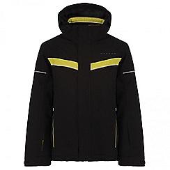 Dare 2B - Kids Black Mentored waterproof ski jacket