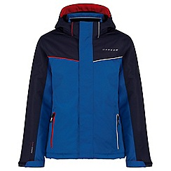 Dare 2B - Kids Blue Remarked waterproof ski jacket