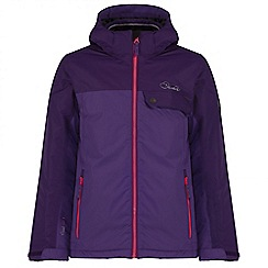 Dare 2B - Kids Purple Declared waterproof ski jacket