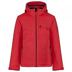 Dare 2B - Kids Pink Declared waterproof ski jacket