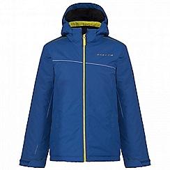 Dare 2B - Kids Blue Retort waterproof ski jacket