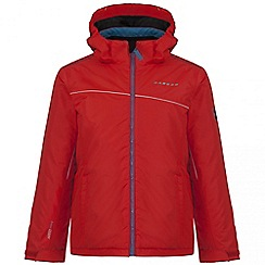 Dare 2B - Kids Red Retort waterproof ski jacket