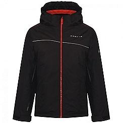 Dare 2B - Kids Black Retort waterproof ski jacket