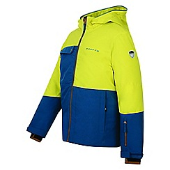 Dare 2B - Blue 'Obverse' kids pro waterproof ski jacket