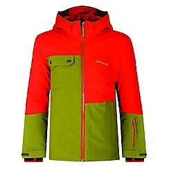 Dare 2B - Green 'Obverse' kids pro waterproof ski jacket