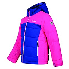 Dare 2B - Purple 'Improv' kids waterproof ski jacket