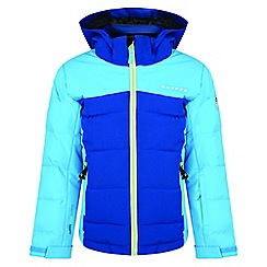 Dare 2B - Blue 'Improv' kids waterproof ski jacket
