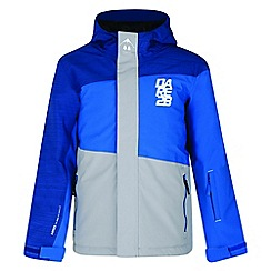 Dare 2B - Silver 'Extempore' kids waterproof ski jacket
