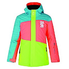 Dare 2B - Green 'Extempore' kids waterproof ski jacket