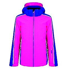 Dare 2B - Pink 'Beguile' kids waterproof ski jacket