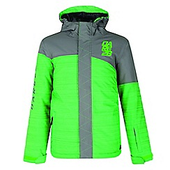 Dare 2B - Green 'Wiseguy' kids waterproof ski jacket