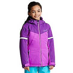 Dare 2B - Purple 'Obscure' kids waterproof ski jacket