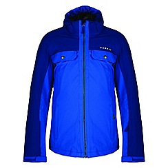 Dare 2B - Blue kids 'Fledged' waterproof ski jacket