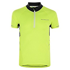 Dare 2B - Kids Yellow protege jersey cycle top