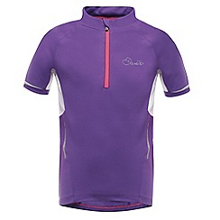Dare 2B - Kids Purple protege jersey cycle top