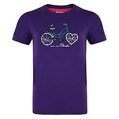 Dare 2B - Kids Purple take a pick printed t-shirt