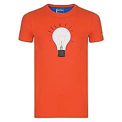 Dare 2B - Boys' orange luck of the draw t-shirt