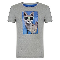 Dare 2B - Boys' ash grey luck of the draw t-shirt