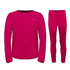 Dare 2B - Kids Pink Cool off thermal baselayer set