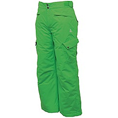 Dare 2B - Fairway green kids stomp it out trousers