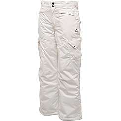 Dare 2B - White kids stomp it out trousers