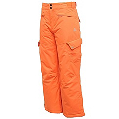 Dare 2B - Pumpkin orange kids stomp it out trousers
