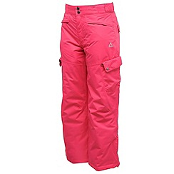 Dare 2B - Electric pink kids stomp it out trousers