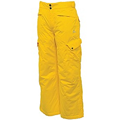 Dare 2B - Golden lemon kids stomp it out trousers