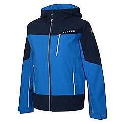 Dare 2B - Kids Blue certitude waterproof mountain jacket