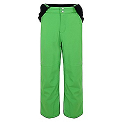 Dare 2B - Kids Green take on bibbed ski pant