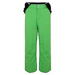 Dare 2B - Kids Green take on bibbed ski pant