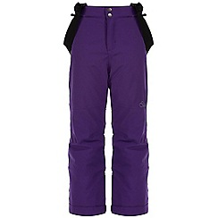 Dare 2B - Kids Royal purple Take on bibbed ski pant