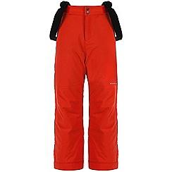 Dare 2B - Kids Orange Take on bibbed ski pant