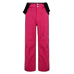Dare 2B - Kids Electric pink take on bibbed ski pant