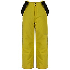 Dare 2B - Kids Yellow Take on bibbed ski pant