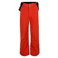 Dare 2B - Kids Fiery red take on bibbed ski pant