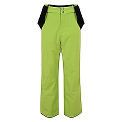 Dare 2B - Kids Lime green take on bibbed ski pant