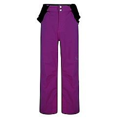 Dare 2B - Kids Purple take on bibbed ski pant