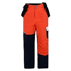 Dare 2B - Kids Orange participate waterproof snow pant