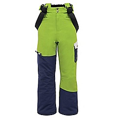 Dare 2B - Kids Lime green participate waterproof snow pant