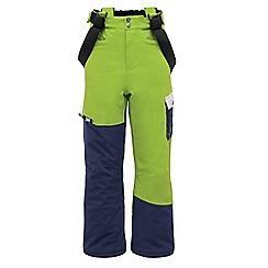 Dare 2B - Kids Lime green participate waterproof snow pant