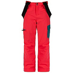 Dare 2B - Kids Neon pink Participate waterproof snow pant