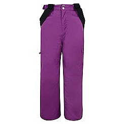 Dare 2B - Kids Purple freestand waterproof/breathable snow pant