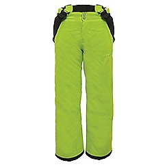 Dare 2B - Kids Lime green whirlwind waterproof snow pant