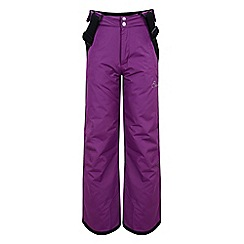 Dare 2B - Kids Purple whirlwind waterproof snow pant