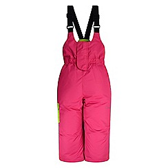 Dare 2B - Kids Electric pink offtrack insulated dungaree pant