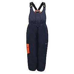 Dare 2B - Kids Navy blue offtrack insulated dungaree pant