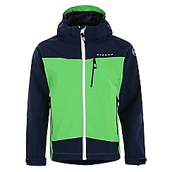 Dare 2B - Kids Green resonance waterproof jacket
