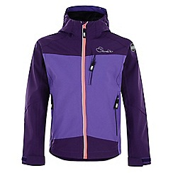 Dare 2B - Kids Purple resonance waterproof jacket
